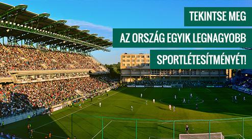 Stadiontúra Győr