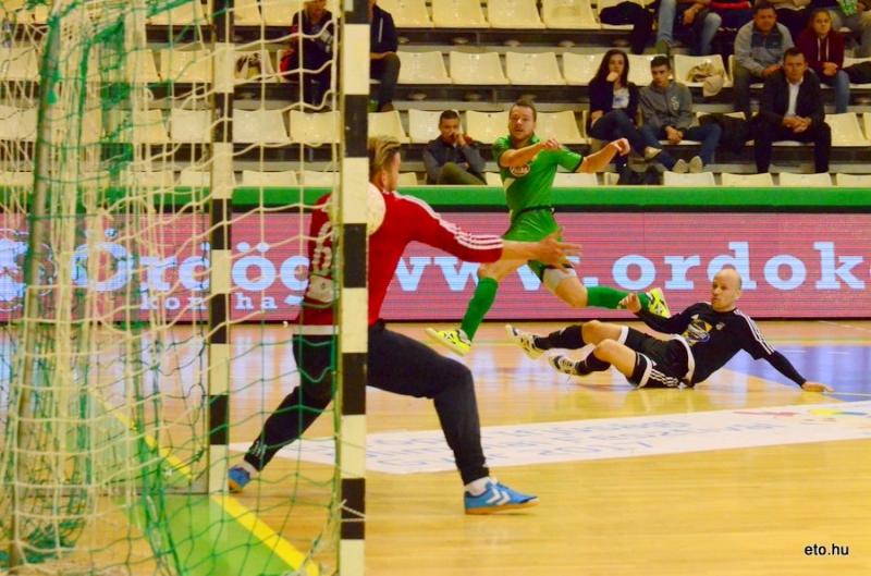 A Győr nyerte a nyugati rangadót