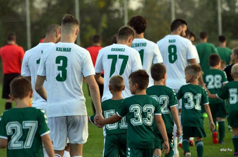 Megkezdi az ETO a Magyar Kupa szereplését