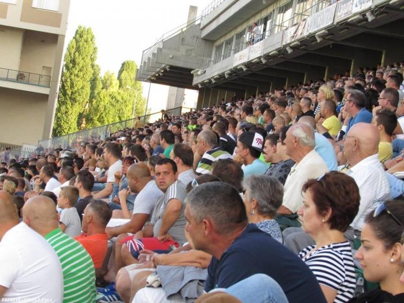Szurkolói ankét a Stadionban