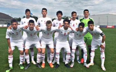 5 ETO-s az U16-os válogatottban