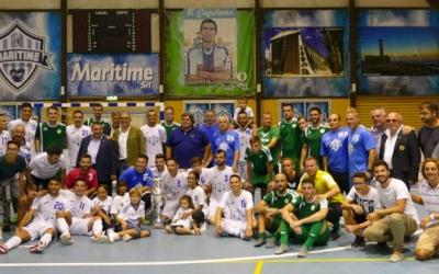 A Maritime Augusta nyerte a Barátság Kupát