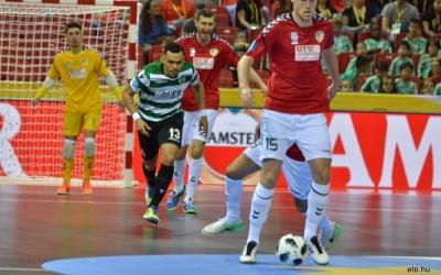 A Sporting jutott a fináléba