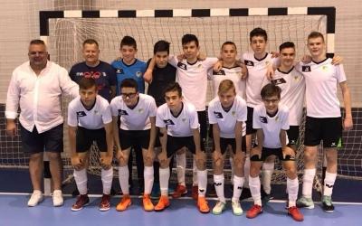 ETO Futsal U15: Ötödszörre Final Four!