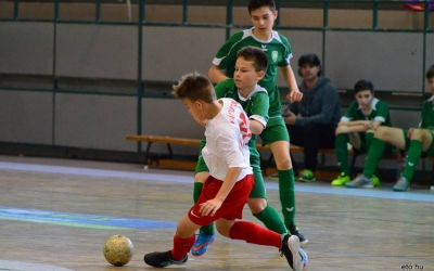 Futsal: Kezdődik a Final Four!