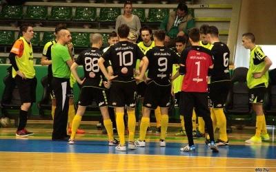 Futsal U20: Majdnem szép búcsú a szezontól