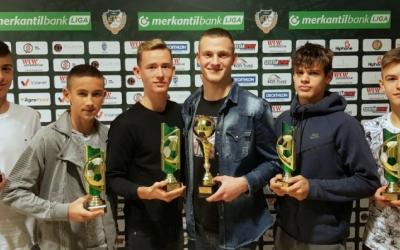 Kalmár Olivér nyerte az őszi szezon Fehér Miklós Vándordíját
