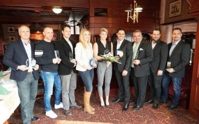 Kisalföld Év Sportolója díjátadó: A férfi futsalosok a legjobb csapat