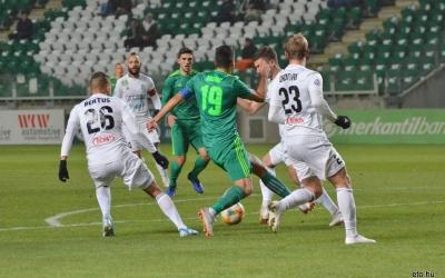 Magyar Kupa: WKW ETO FC Győr-Mezőkövesd 2-3 (2-1, 1-1, 1-1)