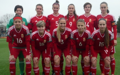 Női U19: Elképesztő fordítással vertük Szlovákiát