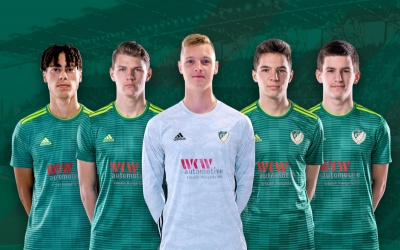 Öt ETO-játékos az U19-es válogatottban!
