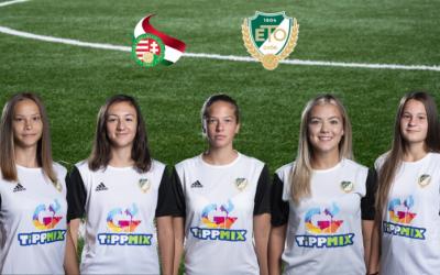 Öt ETO-s a női U19-es válogatottban
