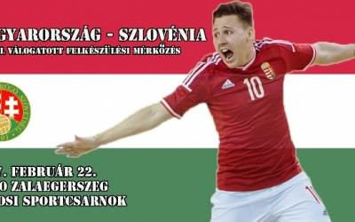 Szlovénia ellen mérkőznek