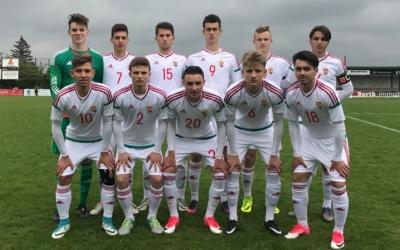 U16: győri CSK-val az UEFA tornán
