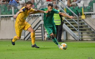 Vasárnap este 19 óra: BFC Siófok -WKW ETO FC Győr